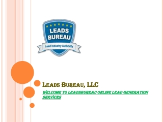 Auto Loan Leads, The Chain Of Sales