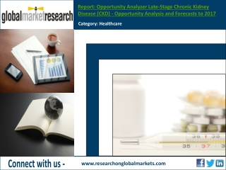 Late-stage chronic kidney disease market (CKD) - Market rese