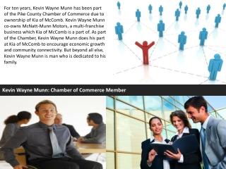 Kevin Wayne Munn