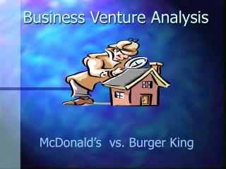 Business Venture Analysis