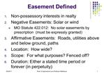 easement defined