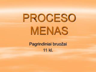 PROCESO MENAS