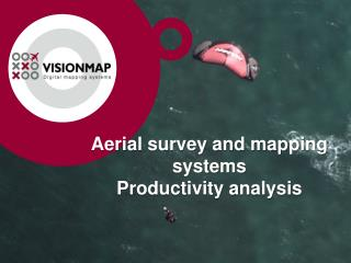Aerial survey and mapping systems  Productivity analysis