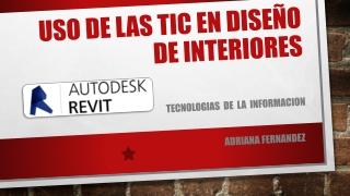 uso de las TIC en diseño de Interiores