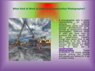 Construction Timelapse