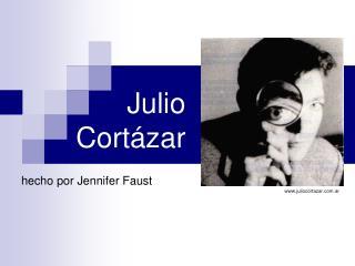 Julio  Cort zar