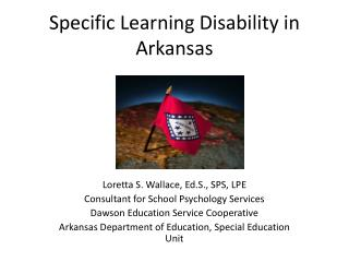 Specific Learning Disability in Arkansas