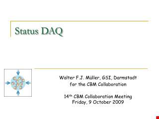 Status DAQ