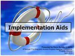 Implementation Aids