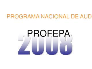 PROGRAMA NACIONAL DE AUDITOR A AMBIENTAL