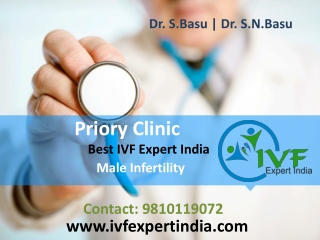 Male Infertility Treatment Clinic Delhi