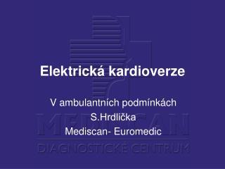 Elektrick  kardioverze