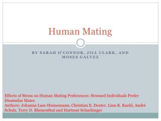 Human Mating