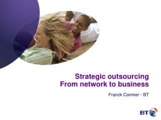 Strategic outsourcing  From network to business