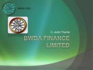 BWDA Finance Limited