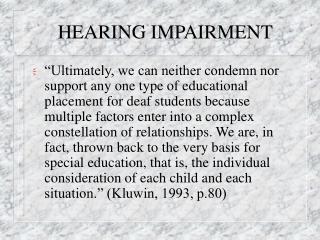 deaf history  manual education