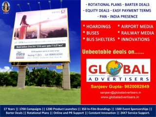Outdoor AdvertisIng Agencies In Mumbai