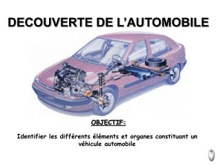 DECOUVERTE DE L AUTOMOBILE
