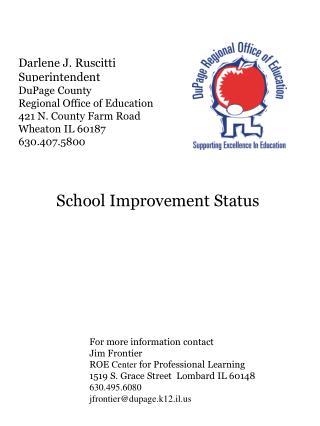 Darlene J. Ruscitti Superintendent