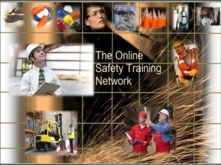 Workplace Safety Awareness Training Program