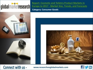Cosmetic and Toiletry Product Markets in Europe | Market Res