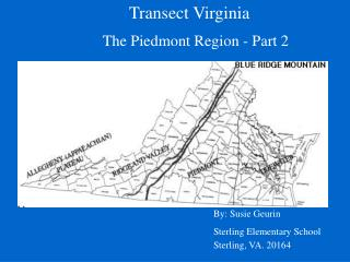 Transect Virginia