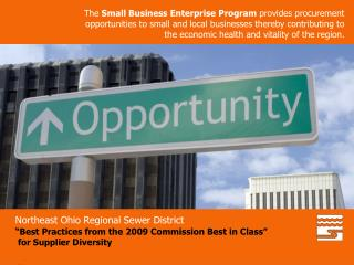 Small Business Program Update