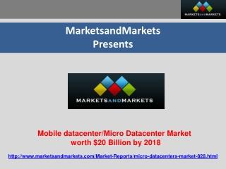 Micro Datacenter Market