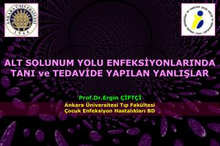Prof.Dr.Ergin  IFT I