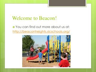Welcome to Beacon