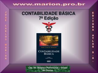 CONTABILIDADE B SICA 7  Edi  o