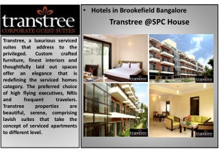 Hotels in Brookefield Bangalore Call 9742207068