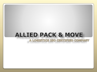 Cheap Packing Moving Services in Delhi and Noida