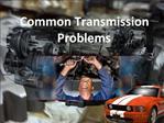 Transmission Repair Shop in Houston