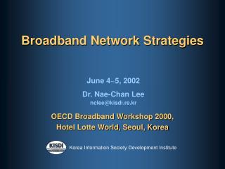 Broadband Network Strategies