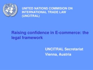 united nations commision on international trade law uncitral