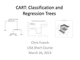 CART: Classification and Regression Trees