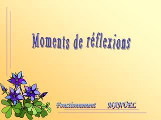 Moments de r flexions