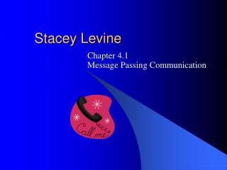 Stacey Levine