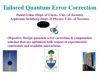 Tailored Quantum Error Correction