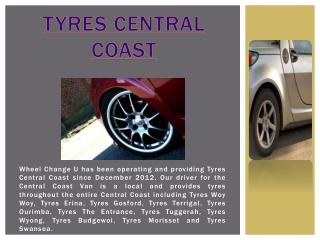 Tyres Central Coast