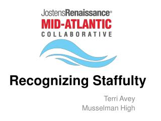 Recognizing Staffulty