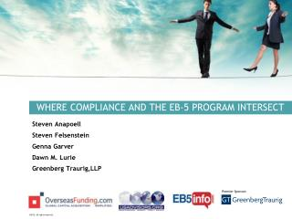 WHERE COMPLIANCE AND THE EB-5 PROGRAM INTERSECT
