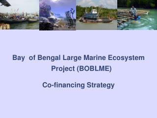 Bay  of Bengal Large Marine Ecosystem Project BOBLME Co-financing Strategy
