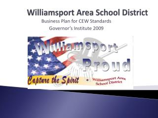 Williamsport Area School District