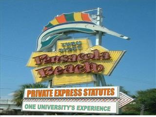 private express statutes