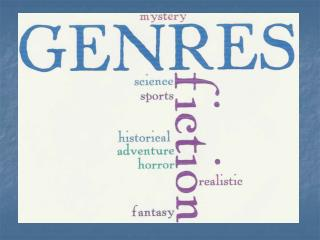 What does  genre  mean