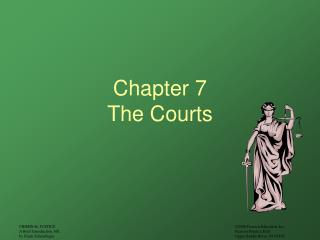 Chapter 7 The Courts