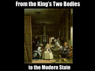 From the King s Two Bodies