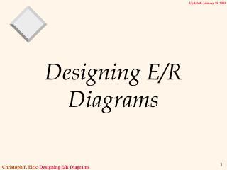 designing e